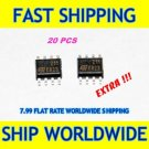 LM211D DIFFERENTIAL VOLTAGE COMPARATOR SMD IC NEW
