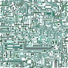 100 pcs - 1206 SMD LED, CMD15-21VRD/TR8,  (E124)
