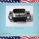 15 pcs - 9 pin MALE D-SUB PCB Right Angle Connectors (E361)
