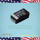 100pcs - VISHAY 22uF 10V Size: C case Tantalum Capacitors 293D226X0010C2T (E466)