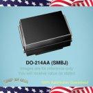 10pcs - VISHAY SMT Transient Voltage Suppressors 18V SMBJ18CA-E3./2C  (E450)