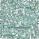 5 pcs  FAST PAGE MODE 4194304-BIT (1048576-WORD BY 4-BIT) DYNAMIC RAM (E116)