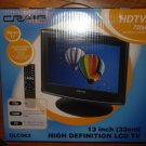 "***NEW*** Craig 13"" High Definition LCD TV ***NEW***"