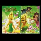 DISNEY TINKERBELL PACK OF RUSSIAN LANGUAGE CHILDRENS PLAYING CARDS