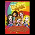 BRATZ THE ADVENTURES 42 COMPLETE BRATZ ADVENTURES IN RUSSIAN LANGUAGE ON ONE DVD