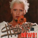 SHURA  NEWS!  RUSSIAN LANGUAGE  POP MUSIC CD 2003