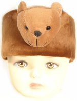 Plush Teady Bear Infant / toddler head protector - Bumpa Wear