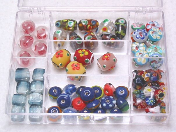 Lampwork Glass Bead Kit