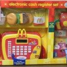 McKids McDonald's Electronic Cash Register Set with Working Intercom