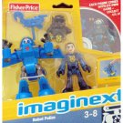 Imaginext Space Robot Police T0660 with CD Rom #6