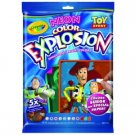 Crayola Neon Explosion Toy Story