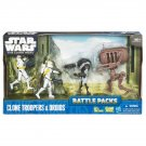 Star Wars Battle Pack Droids And Clones 1