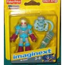 Imaginext DC Super Friends Exclusive Mini Figure Mr. Freeze