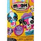 Magic Fabric Character Refill - Puppy Salon