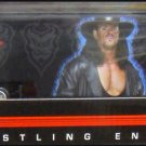 WWE Undertaker Hot Wheels Mattel Big Rig Semi Tractor Trailor New