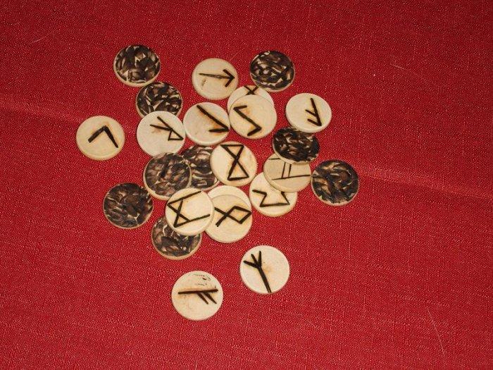 Runes with box