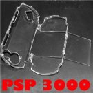 Clear Crystal Hard Case Cover for SONY PSP slim 3000