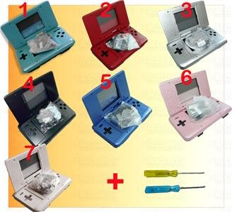 Shell Housing Replacement Repair Parts Nintendo DS NDS