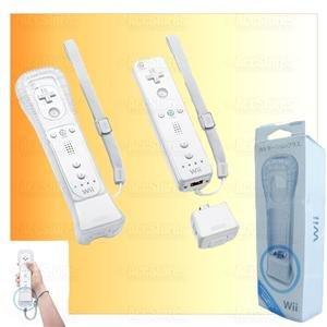 Official Wii Motion Plus Motionplus w/ Case WHITE