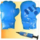 Wii Inflating Boxing Gloves w/ Inflator
