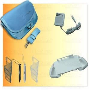 Nintendo DSi NDSi Super Value Accessories Kit Pack