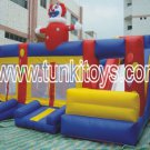 inflatable comb inflatable bouncy inflatable castle inflatable obstacle