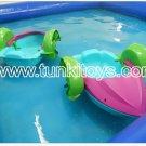 paddler boat /aqua boat /hand boat /kids boat /pedal boat