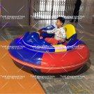 2 persons inflatable bumper car kids electric car children battery car ufo bumper car