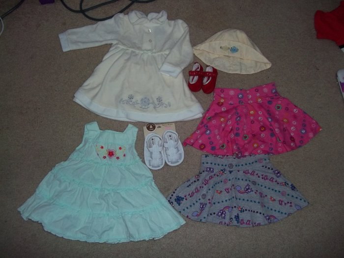 LOT: girls clothing, toys, shoes..and so much more!