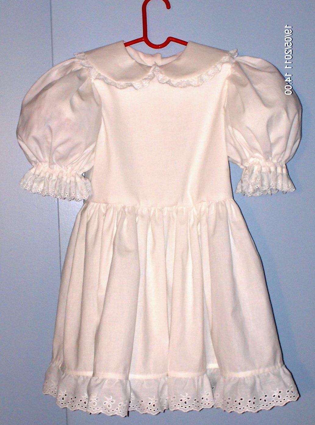 Fancy Petti Dress