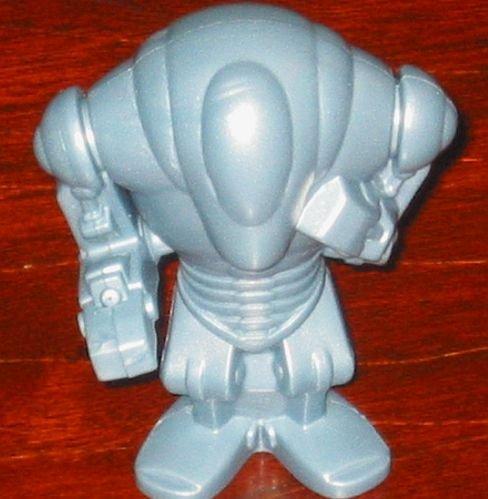 SUPER BATTLE DROID Star Wars Burger King Episode III Revenge of the Sith Kids Meal Toy