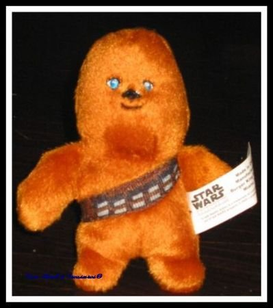CHEWBACCA Burger King Fast Food Toy Star Wars Episode III Revenge of the Sith ROTS