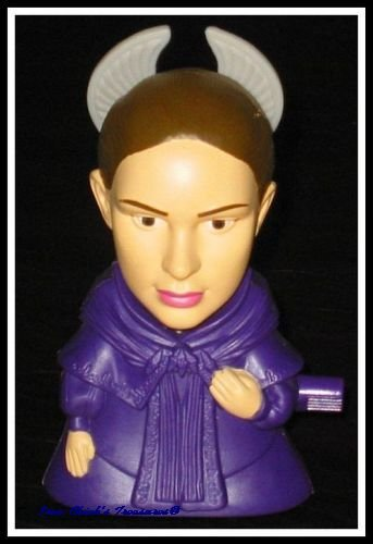 PADME AMIDALA Star Wars Episode III Revenge of the Sith Movie Toy Burger King ROTS