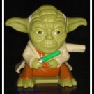 YODA Star Wars Episode III Revenge of the Sith Movie Toy Burger King ROTS