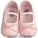 New Infant Girls Toddler Baby Shoes 9-12m (a01502)
