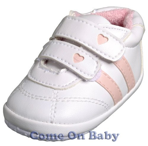 New Infant Girls Toddler Baby Sports Shoes 0-3m (d02501)