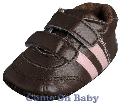 New Infant Girls Toddler Baby Sports Shoes 3-6m (d04701)