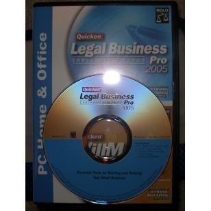 Quicken Legal Business Pro 2005