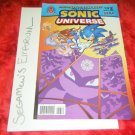 Sonic Universe - Issue #13 - NM - [SEGA Comic Hedgehog Archie]