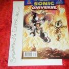 Sonic Universe - Issue #18 - NM- - [SEGA Comic Hedgehog Archie]