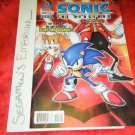 Sonic the Hedgehog - Issue #205 - NM - [SEGA Comic Archie]
