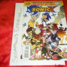 Sonic X - Issue #11 - NM - [SEGA Comic Hedgehog Archie]