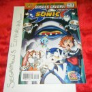 Sonic X - Issue #14 - NM - [SEGA Comic Hedgehog Archie]
