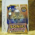 Silver the Hedgehog [Sonic SEGA Jazwares]