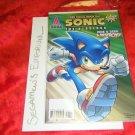 Sonic the Hedgehog - Free Comic Book Day 2010 - NM - [SEGA Comic Archie FCBD]