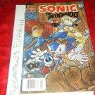 Sonic the Hedgehog Comic #054 - FN-