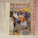 Sonic Live! Comic