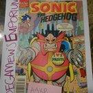 Sonic the Hedgehog - Issue #15 - VG+ - [SEGA Comic Archie]
