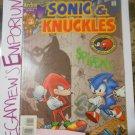 Sonic & Knuckles - Super Special - VG+ - [SEGA Comic Archie Hedgehog]