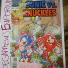 Super Sonic vs. Hyper Knuckles - Super Special - VF - [SEGA Comic Archie Hedgehog]